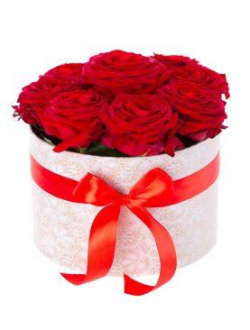 Flower box čipka 20/13 red naomi 9